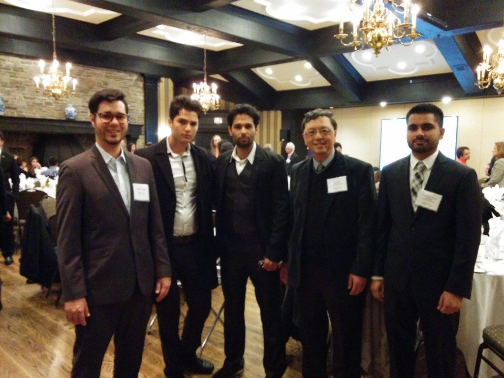 Centennial at IEEE Toronto Section AGM on October 17, 2015
